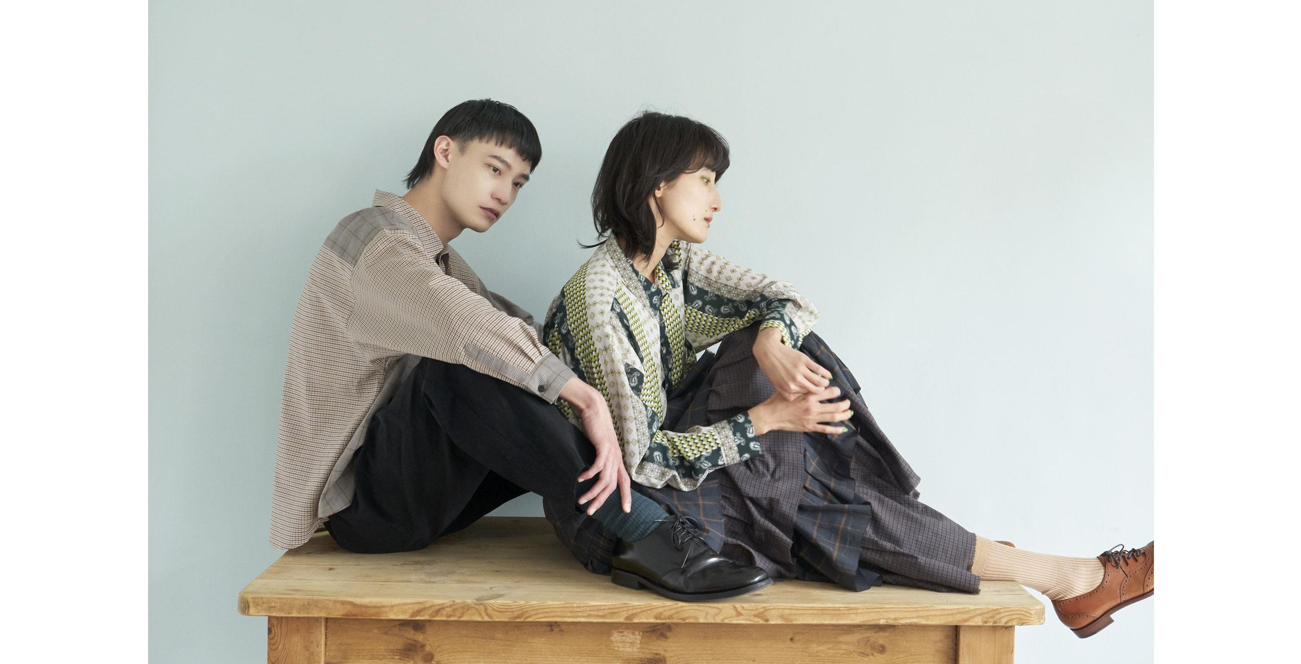 YUKI 2021 Autumn and Winter Collection